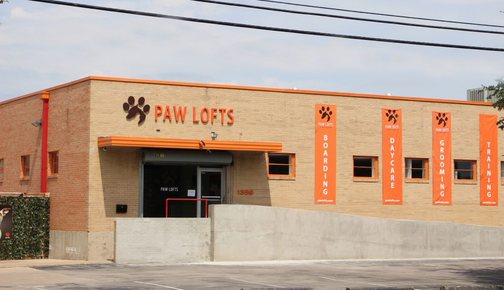 Paw Lofts Location In Dallas Tx